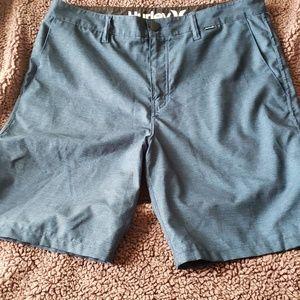 Hurley mens shorts sz 34